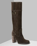 Guess by Marciano Suede Boots - Guess Boots - Jasana