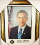 President Barack Obama Framed Picture - Obama Picture